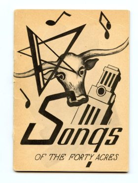 1940 Songs of the Forty Acres