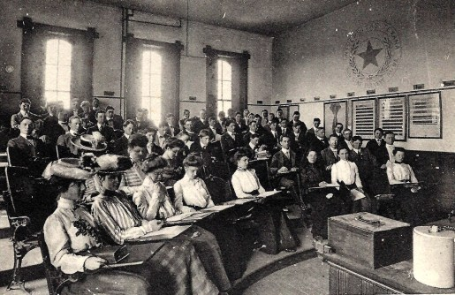 old-main-physics-lecture-room-1901-ut-seal