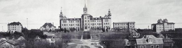 UT Campus.Early 1900s