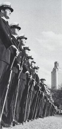 UT World War II ROTC
