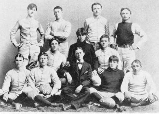 The 1893 UT Football Team