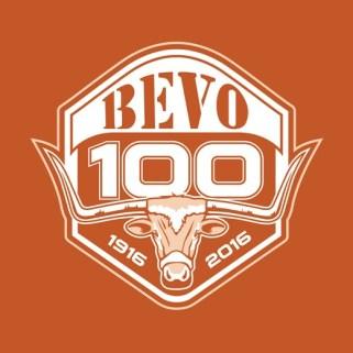 Bevo Centennial Logo
