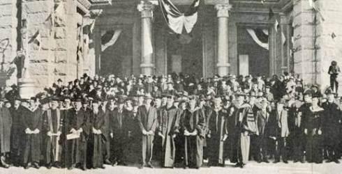 UT Faculty.Nov 30 1916.