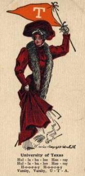 UT Postcard 1900s