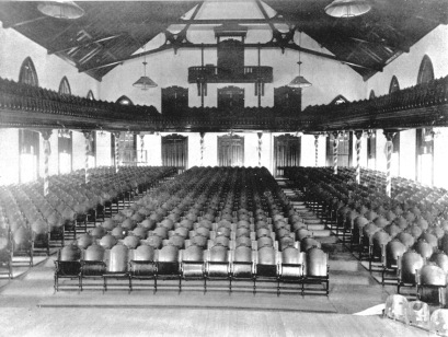 Old Main Auditorium