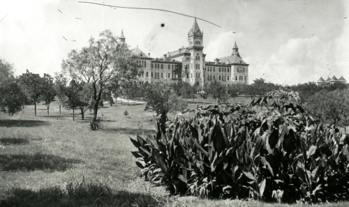 Old Main Building 1900s