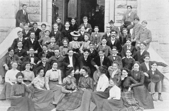 Students 1900s