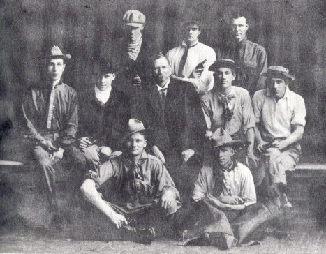 Taylors Bandits.1913.