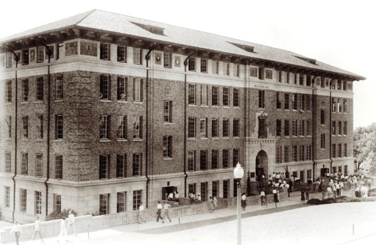 Waggener Hall.1930s