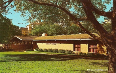 Alumni Center.1968.