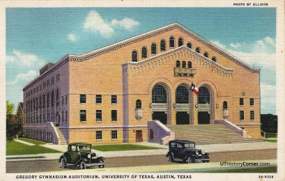 Gregory Gym.1930s.