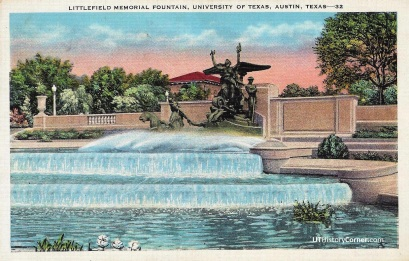Littlefield Fountain.1930s.