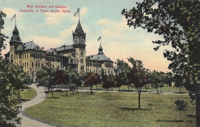 Old Main Building.1905.