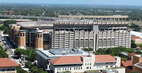 Stadium from Tower Observation Deck