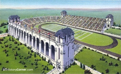 Stadium.Herbert Greene Design.1924