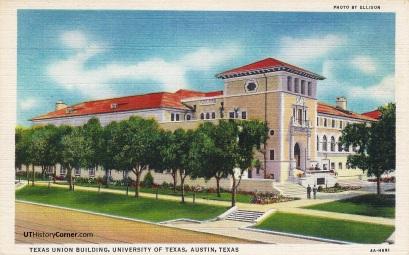Texas Union.1930s.