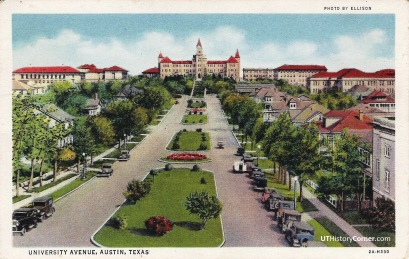 University Avenue.1920s.