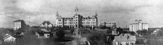 UT Campus 1905