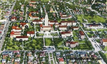 UT Campus Aerial View.1938