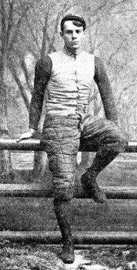1890s Footballer