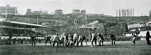 1893 Yale Princeton Football.