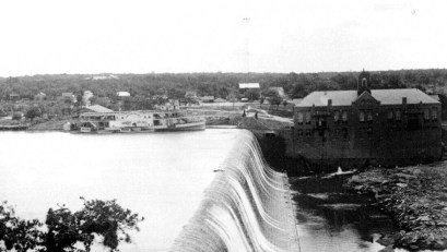 1893 Austin Dam