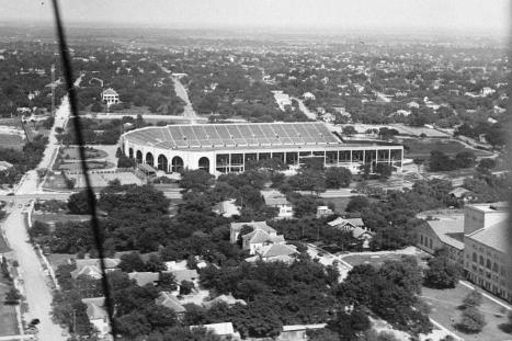 UT Tower View.January 1 1937.1.