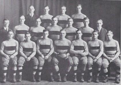 1914 Football Team.