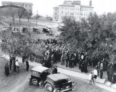 Pig Bellmont.Funeral Service.Jan 5 1923.1.600.