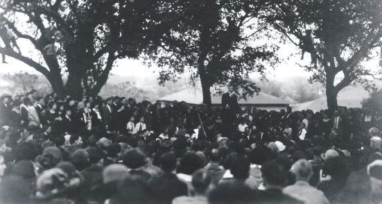 Pig Bellmont.Funeral Service.Jan 5 1923.2.600.