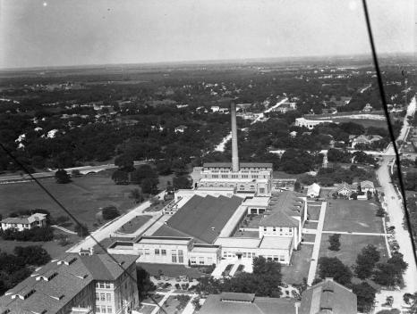 UT Tower View.Northeast.1936
