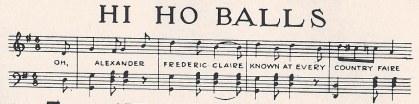 Alec.Hi Ho Balls Music. - Processed