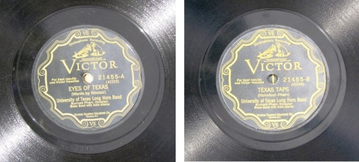 1928 Victrola Records.