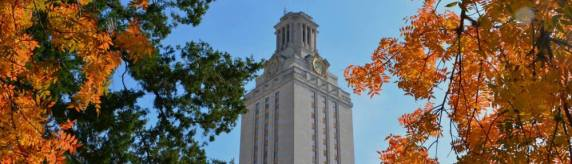 Autumn on the Forty Acres