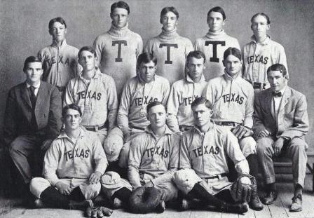 1906 Cactus.1905 Baseball Team