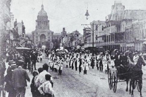 1906 Varsity Carnival Parade