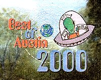 Austin Chronicle.Best of Austin 2000