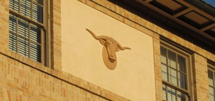 Brackenridge Hall.Longhorn