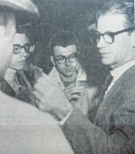 Dec 10 1960.Varsity Theater.Charles Root.Manager