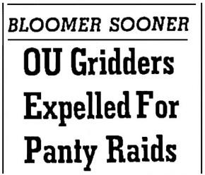 Bloomer Sooner.May 31.1952.