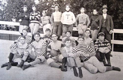 The 1897 UT Football Team
