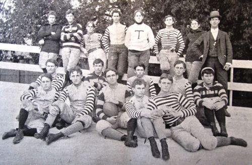 The 1897 UT Football Team