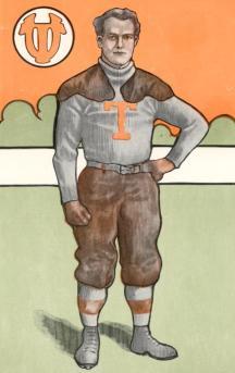 UT Football Player.1900s