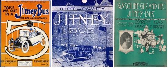 Jitney Sheet Music.
