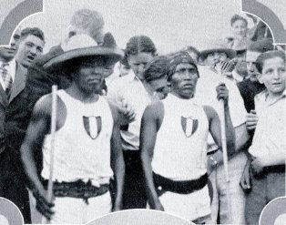 Tarahumara Men Finishers.1927