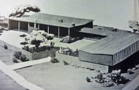 Cal Alumni House.1952 Model
