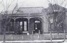 Leslie Waggener House