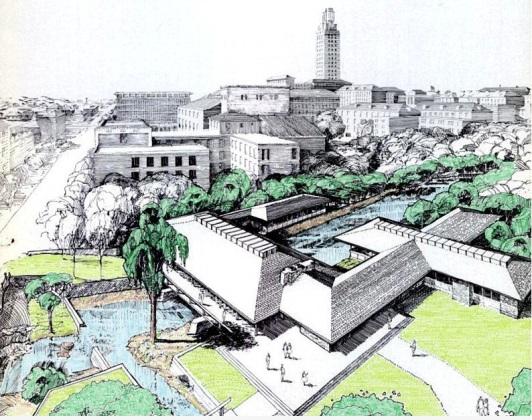 UT Alumni Center.1962.Alcalde Cover