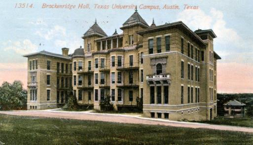 B Hall Color Postcard 2