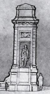 Littlefield Gateway Obelisk